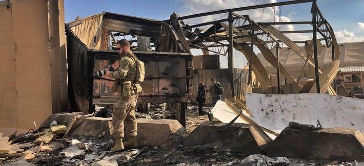不止11人!五角大楼:伊朗导弹袭击致34名美军受伤