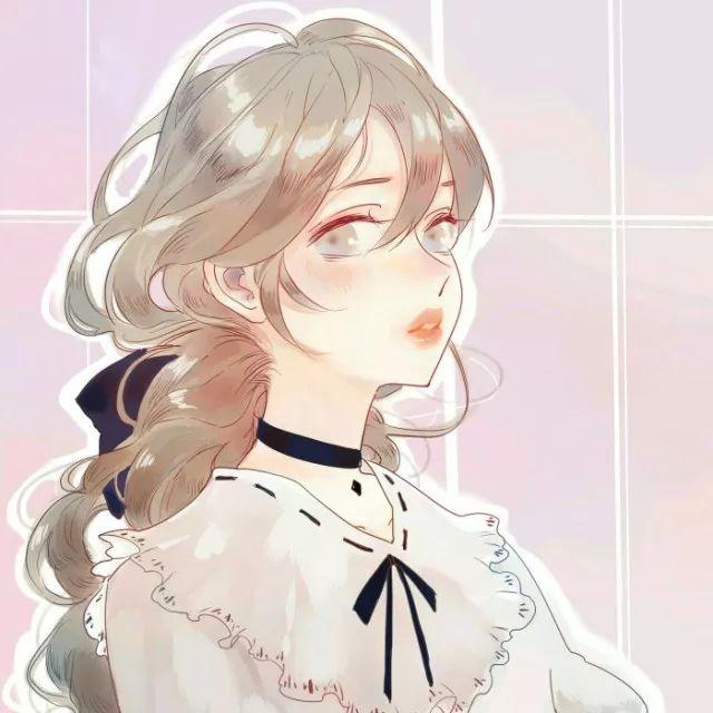 48个超美腻的少女感头像,换上秒变小仙女!
