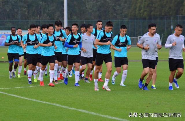 高薪阻止大连人外援离开中超!上海申花前锋有望加盟英超劲旅