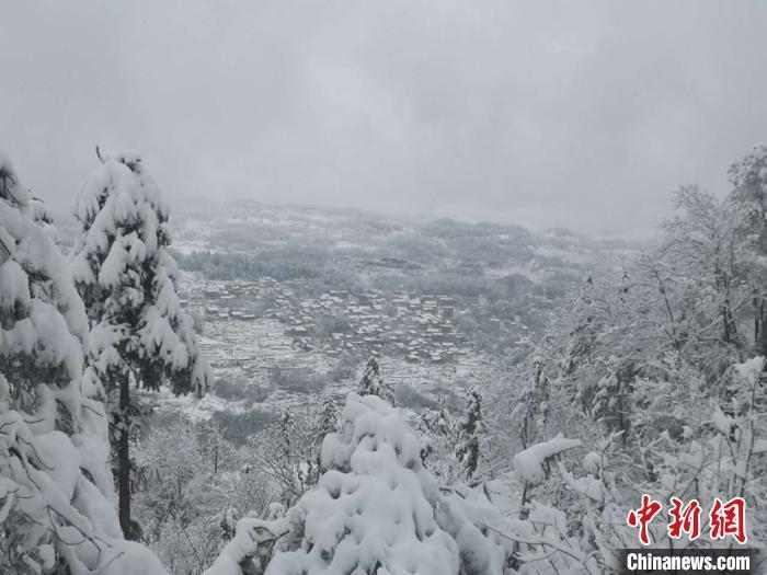 中国黄河以南地区春节将与雨雪相伴 不利交通出行