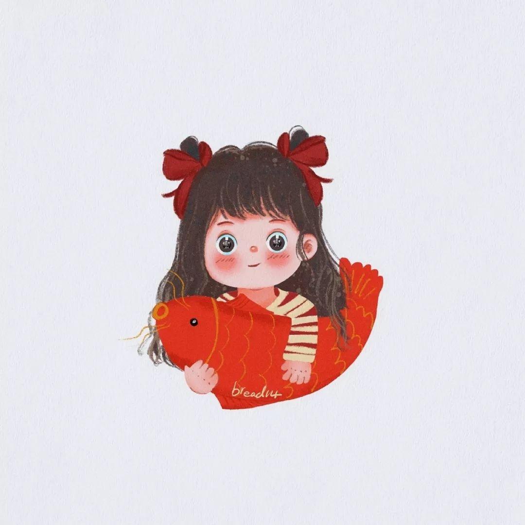 火爆全网的新年头像,红红火火平安喜乐,换上好运一整年!