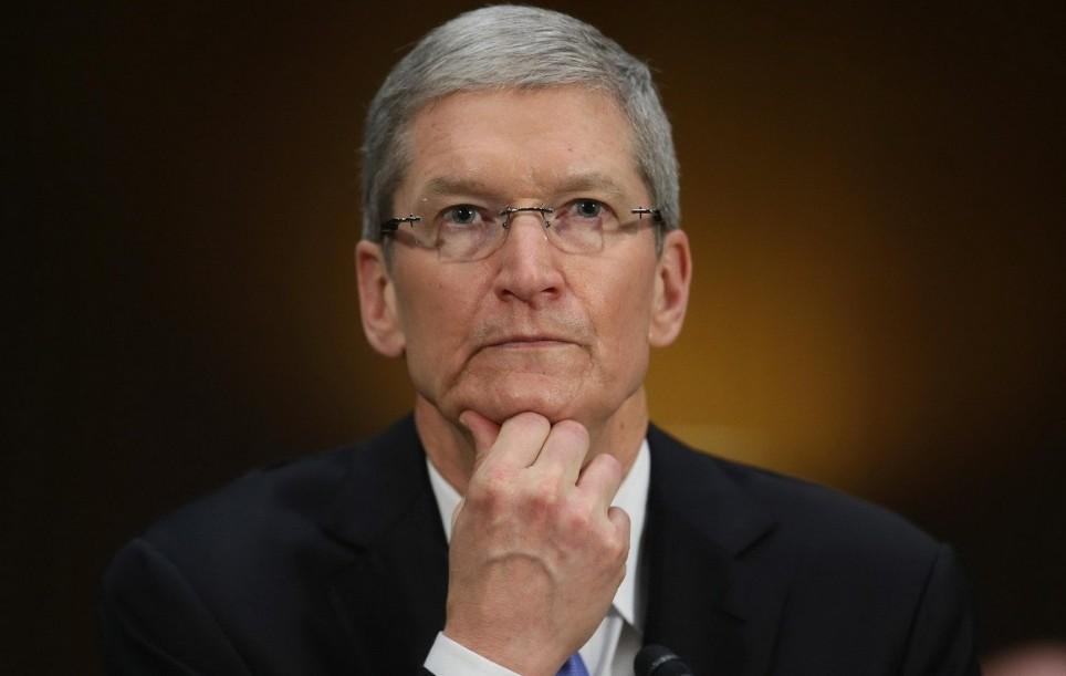 蘋果 CEO 庫克:將??捐款幫助受冠狀病毒影響的人群