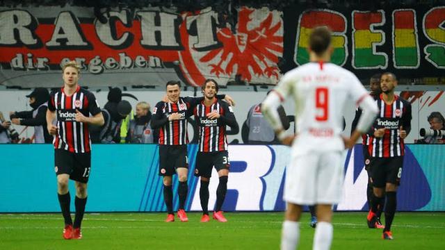德甲:莱比锡输球 拜仁5-0大胜追至仅少1