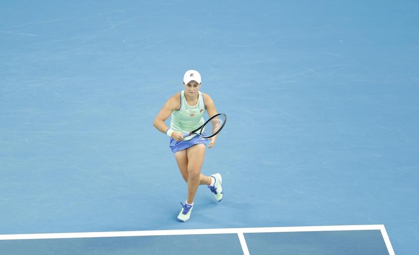 澳网-巴蒂2-1险胜里斯克 挺进八强将对阵科维托娃