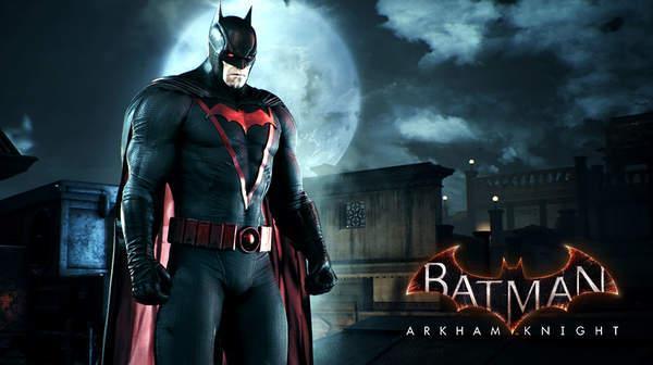 時隔5年《蝙蝠俠:阿甘騎士》推出新皮膚免費領取