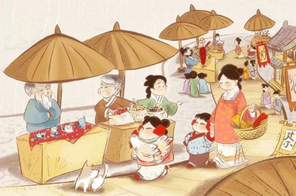 浓浓的年味儿!春节的礼仪文化