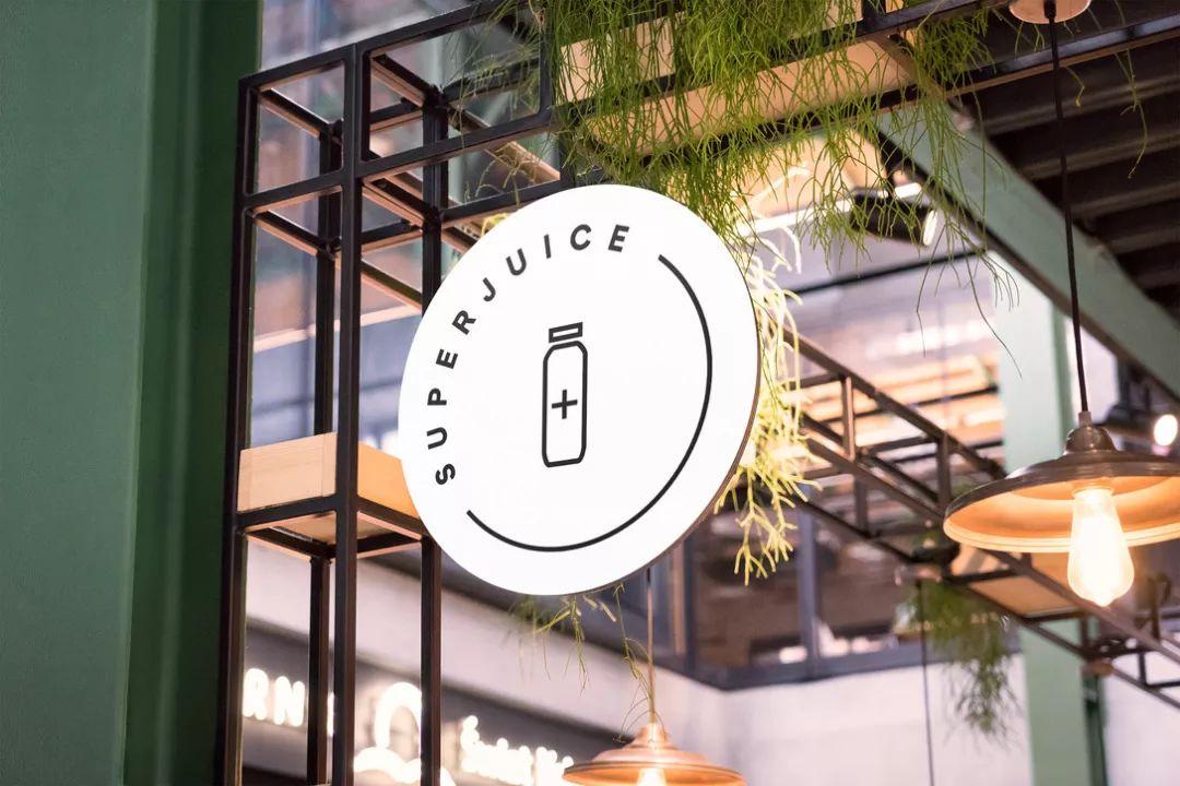 品牌 | 果汁品牌这样设计,很清新怡人!