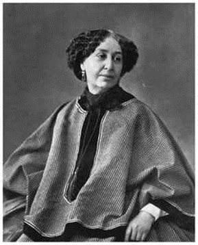法国历史上的著名女作家乔日·桑