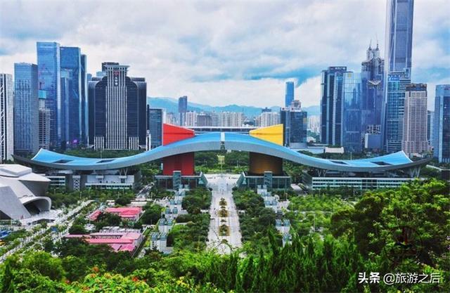 深圳地图, 深圳旅游地图, 深圳旅游景点地图