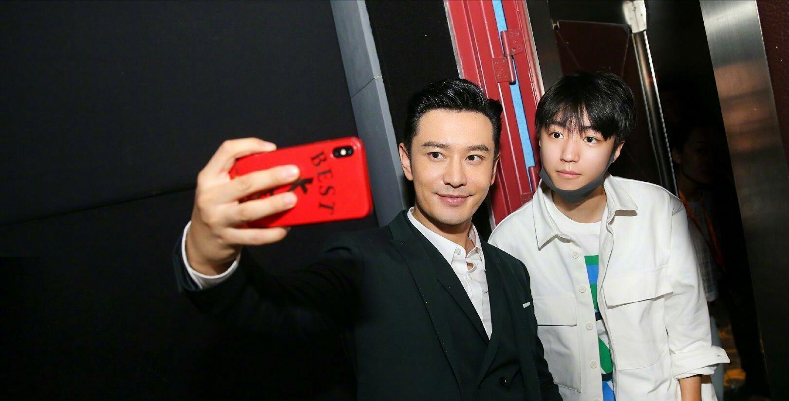 黄晓明回应淡出娱乐圈两年的原因,未提到杨颖,但透露了两人现状