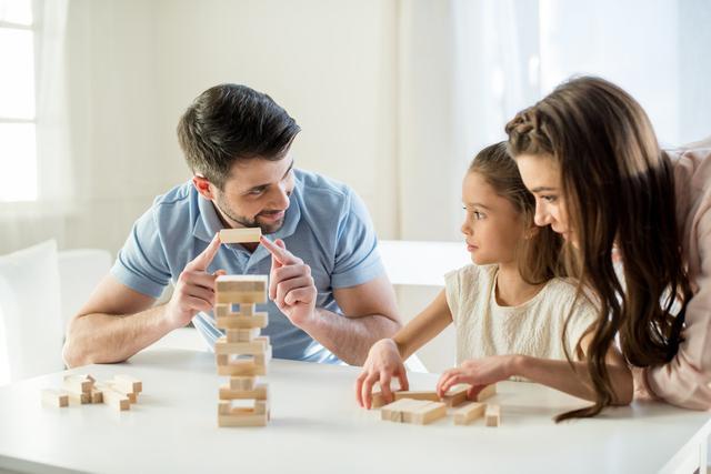春节假期不出门,带孩子玩智慧亲子游戏,全家不焦虑