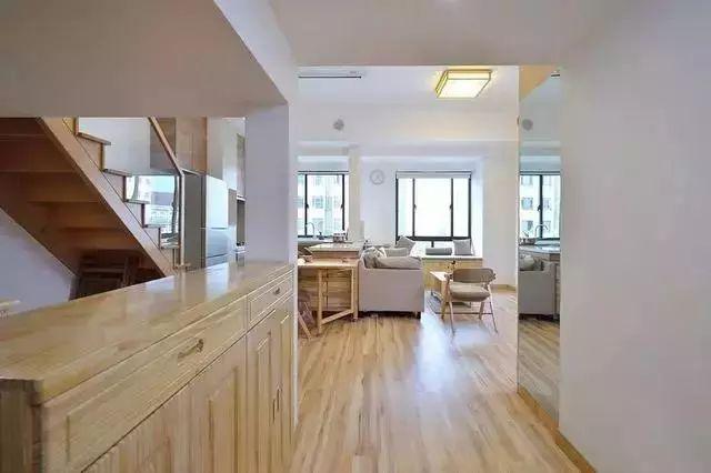 70平loft单身公寓日式风,享受悠然自得的生活~