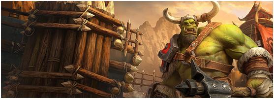 《魔兽争霸3:重制版》兽人开发进度曝光,还是那个部落文明