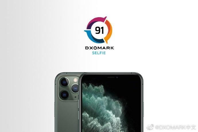Pro,摄像头,前置]DXOMARK:苹