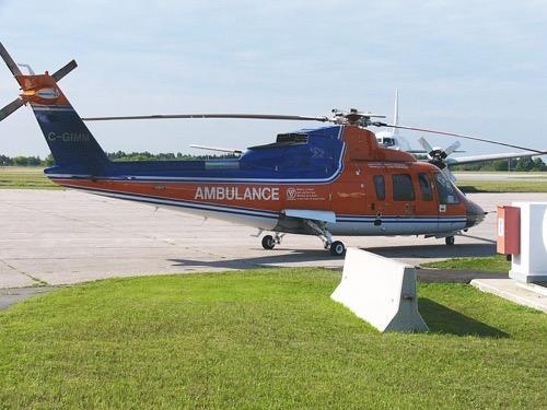 军事-科比乘坐的直升机是非常成功的机型,国内也常常可以看见