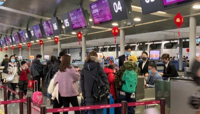 4096名武汉游客仍在境外,要经停哪里返回?