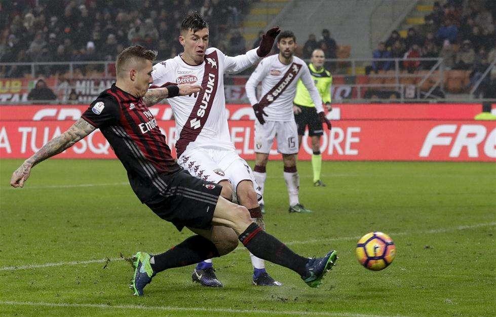 意大利杯1/4决赛 AC米兰VS都灵 赛事分析 AC米兰剑指四强!