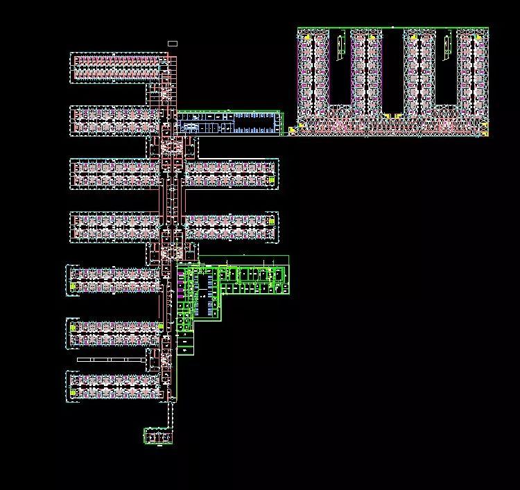 目前 火神山应急医院设计图纸公布,由 中信建筑设计研究总院完成紧急