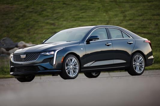 奥迪A4L、凯迪拉克CT4领衔,盘点2020年最值得期待的豪华品牌轿车