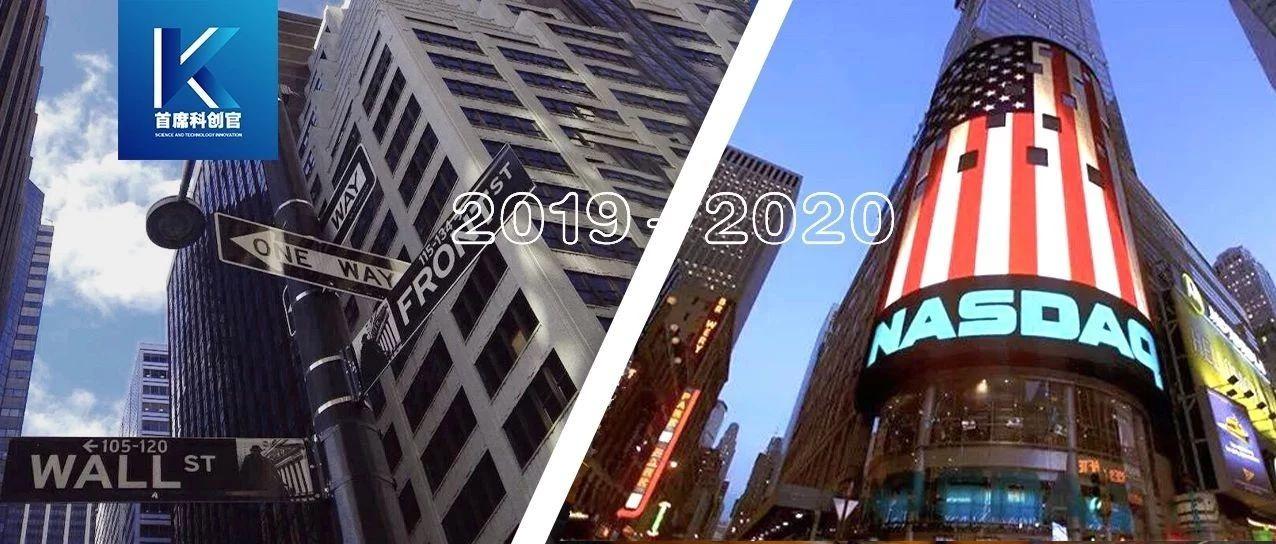 2019年中概股【八成企业上市即巅峰?2019年中概股赴美IPO大盘点!】