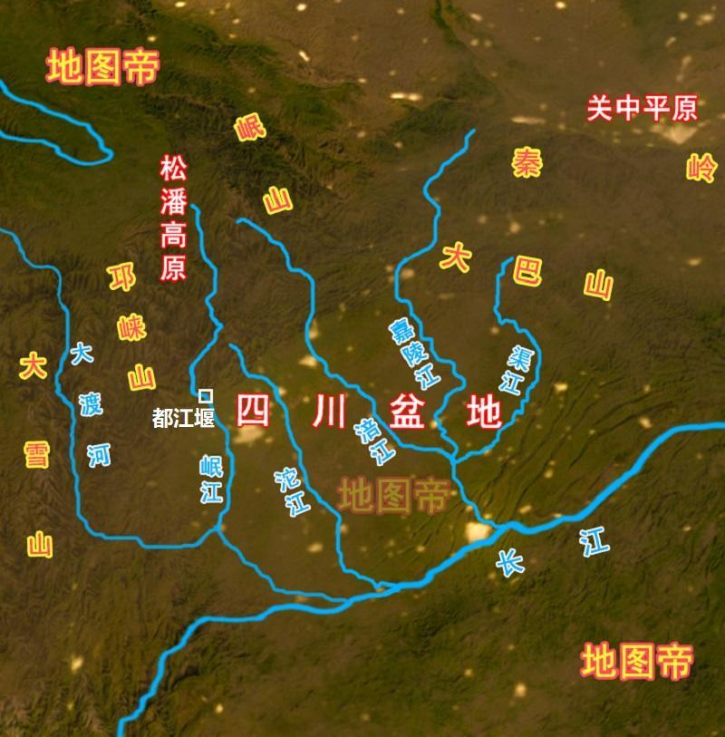 【精彩】原创秦国为何要派李冰修建四川都江堰?