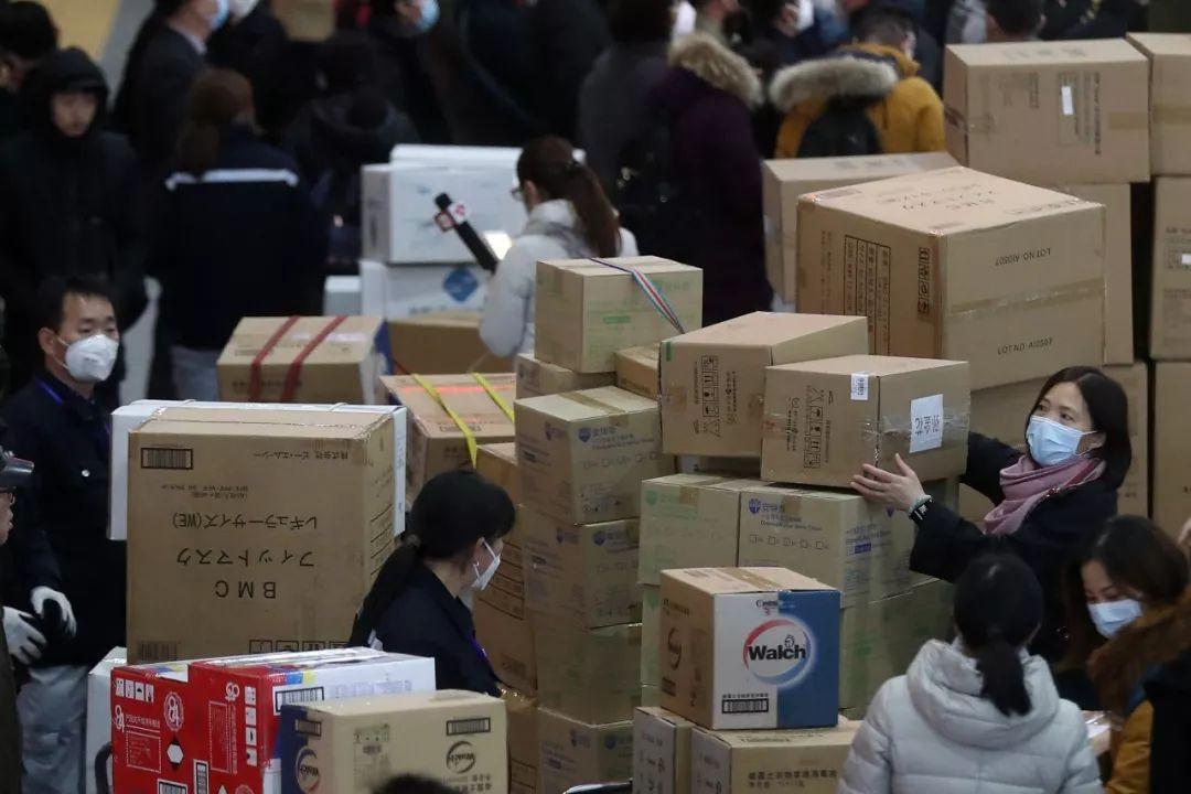 武汉哪里有捐赠点 [50亿!这些企业都向武汉捐赠了,过亿的超过20家]