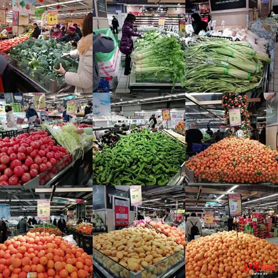 不涨价、保供应!成都各大超市最新营业时间一览,采购必看!:过年超市涨价
