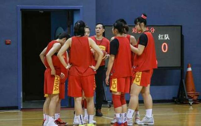 原创             受疫情影响!中国女篮失去主场优势,3场奥运资格赛举办地变了