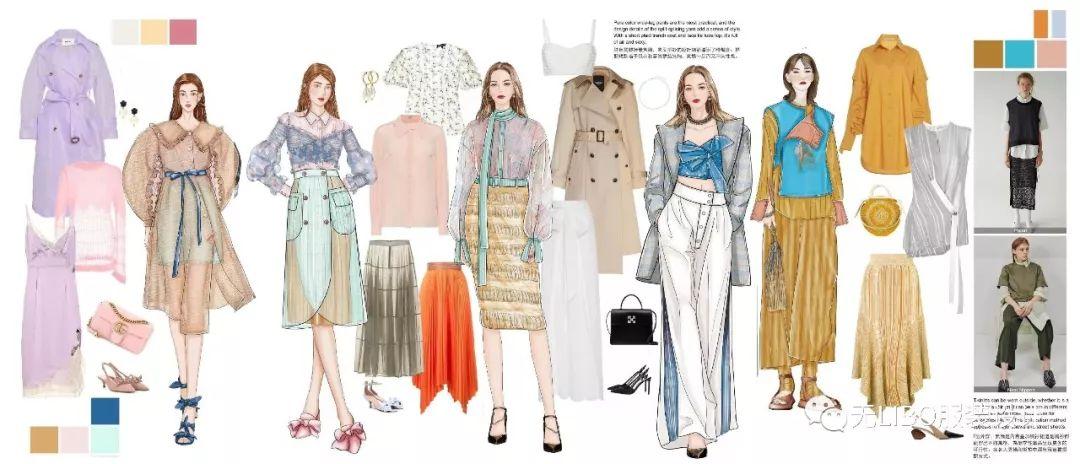 服裝款式——2020女裝趨勢|時尚春夏!