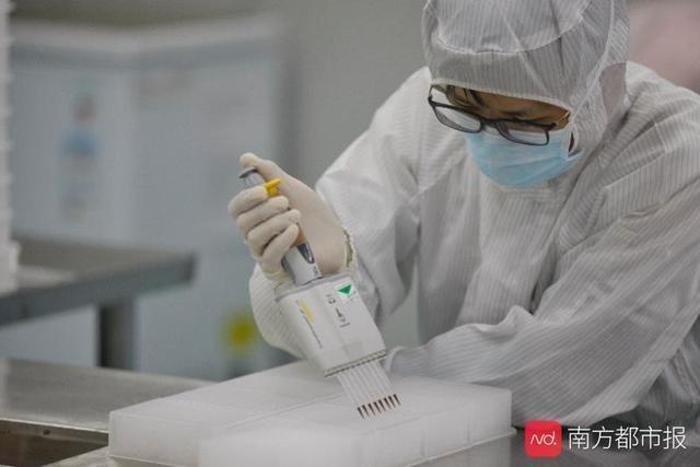 黄埔6家企业研发出新型冠状病毒检测试剂盒,有企业日产20万份 人冠状病毒
