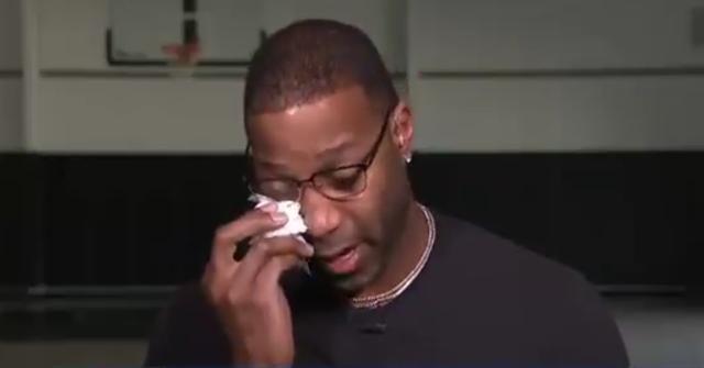 麦蒂流泪悼念科比!匪夷所思,黑曼巴竟对他
