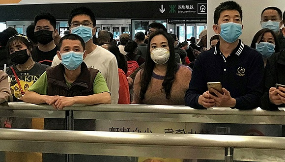 """世卫组织更正每日报告:新型冠状病毒肺炎疫情对全球构成""""高风险"""""""