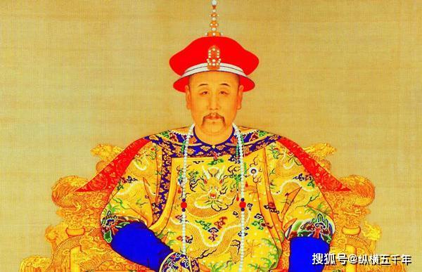 雍正帝最钟爱的皇子:并非乾隆帝,他若不死,皇帝可能是他
