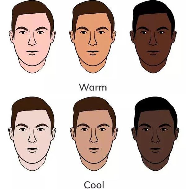 学会分辨冷暖肤色,穿衣搭配事半功倍,从此配色不求人穿搭更出彩