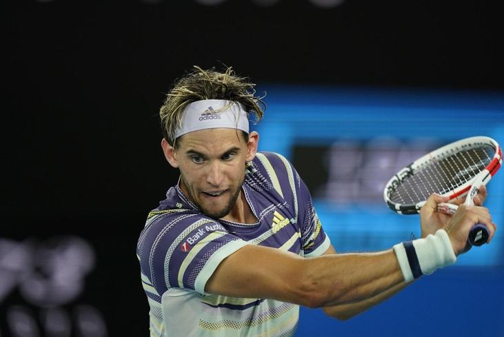 澳网-蒂姆三赢抢七3-1纳达尔 决赛将迎来首位90后