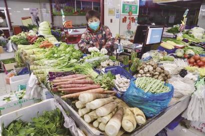 上海:口罩日产可达400万只 蔬菜每日保有6000吨库存_什么口罩好