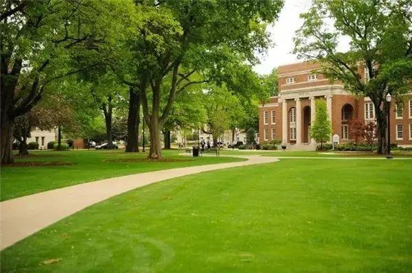 美国名校选美大赛,50州最美大学颜值大PK!
