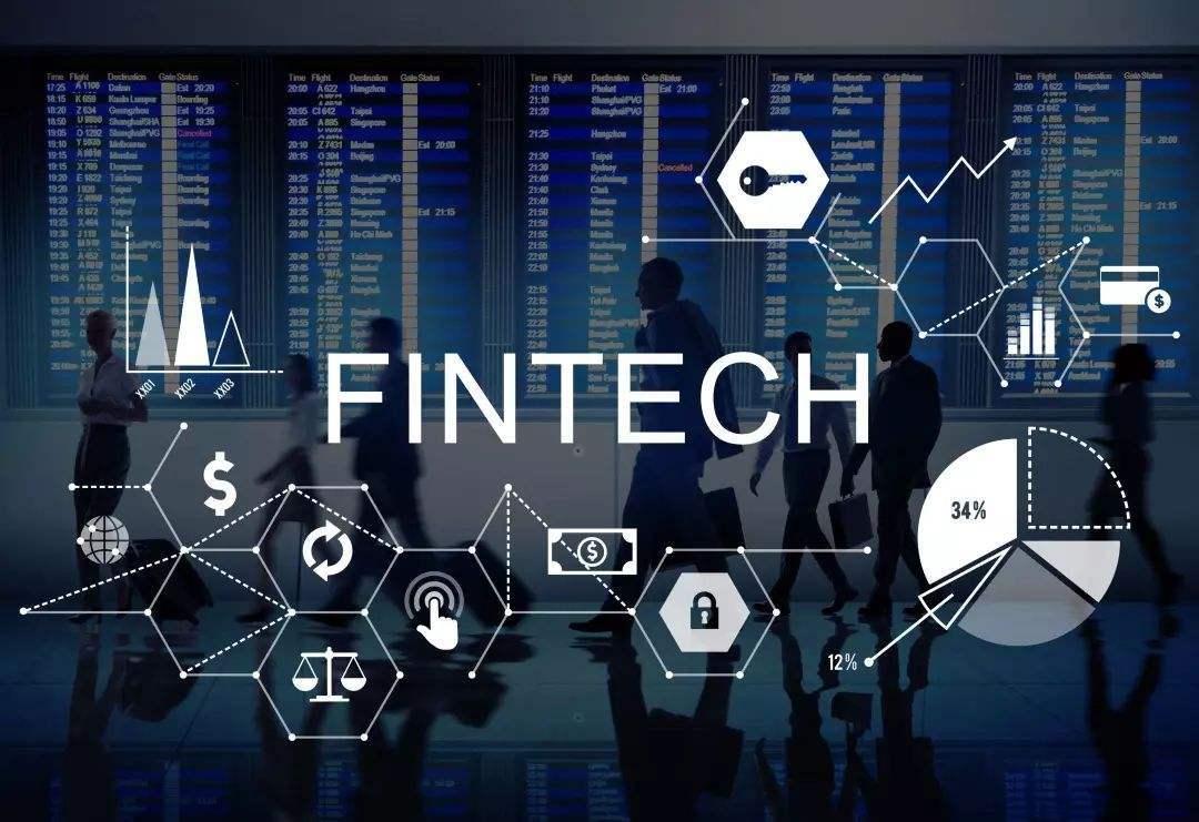 回归金融的金融科技化,渐成气候的新玩家:金融玩家1