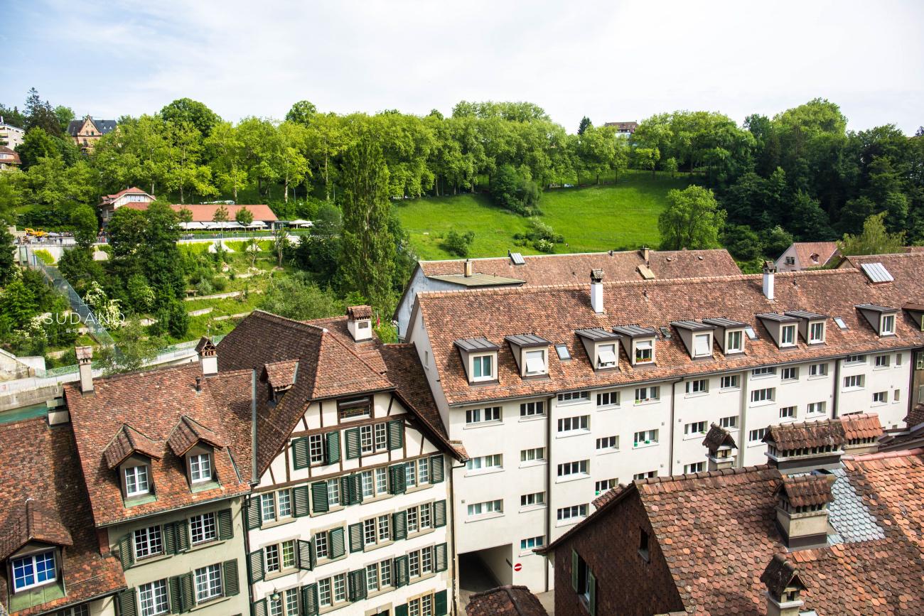 原创            瑞士首都是哪座城市?很多人都猜错,爱因斯坦的故居就在这里