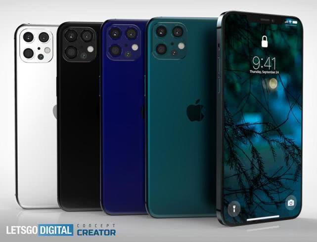 原创             外媒曝光iPhone 12新机型,包括iPhone 12 Mini!