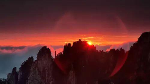旅途中路过这些地方,千万不要忘记欣赏一下当地的日出