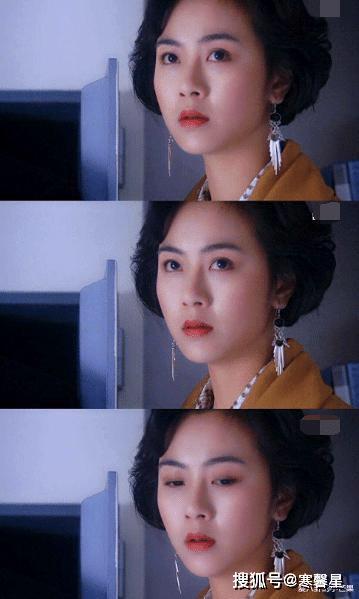 """身为最低调的""""顶级美人"""",30年前跟郭富城同框竟帅的人神共愤,可惜已出家"""