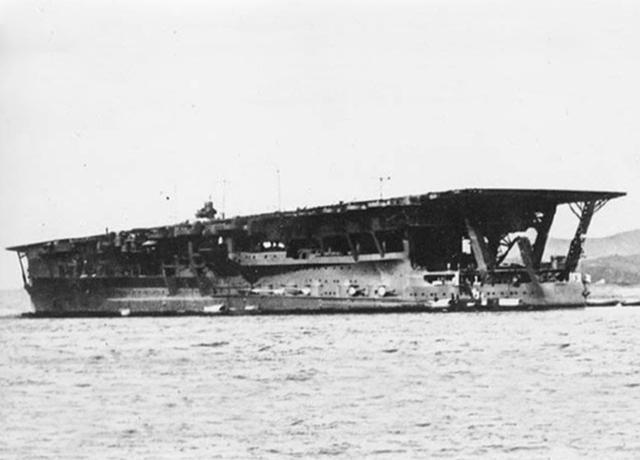 二战时期,为什么日本能造出那么多航母,性能还出众?