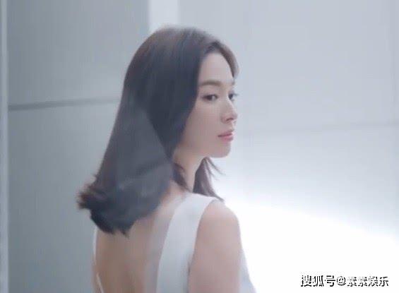 原创             新年新气象!38岁的宋慧乔美出新高度,新代言瞬间年轻了很多