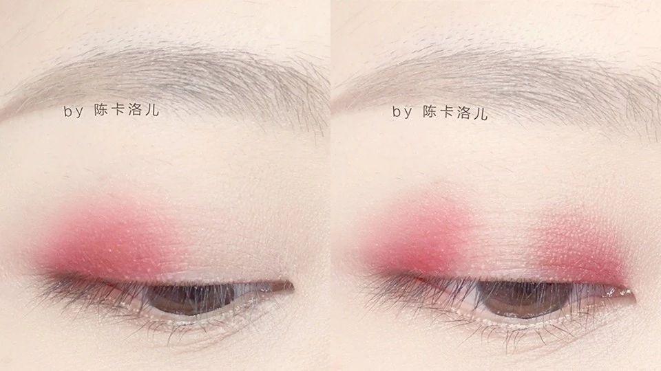 化妆各种脸型如何矫正图片
