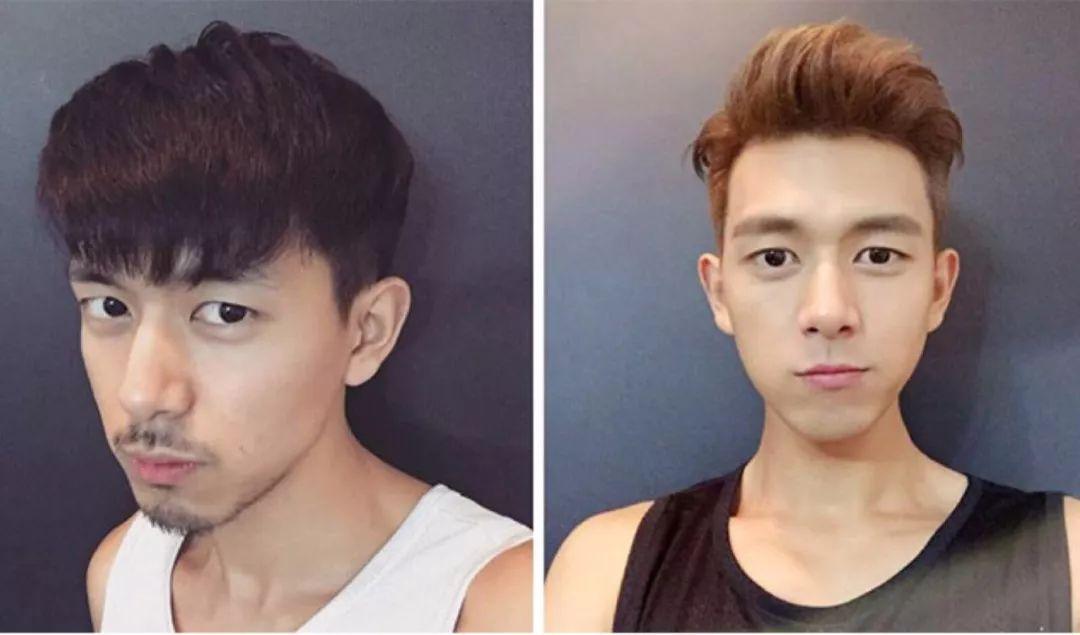 2020年最值得剪的16款男生发型图片