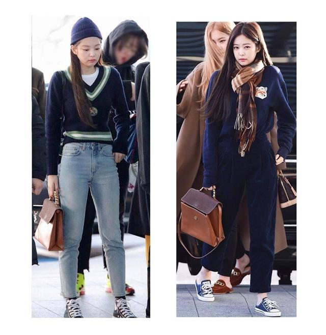 Jennie颜值一般身材一般Jennie私服竟然这么好?难怪是人间香奈儿