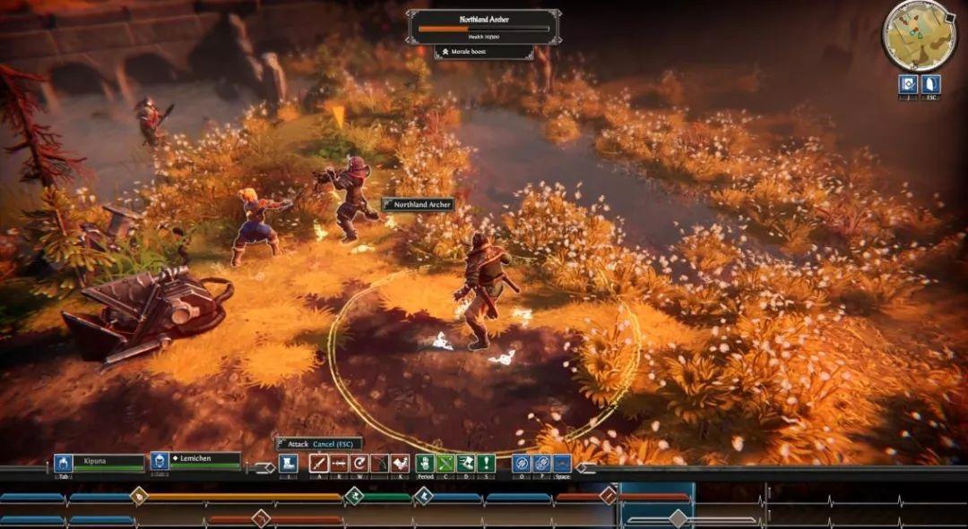 战术RPG《魔铁危机》公布全新中文预告片,预定于3月25日推出