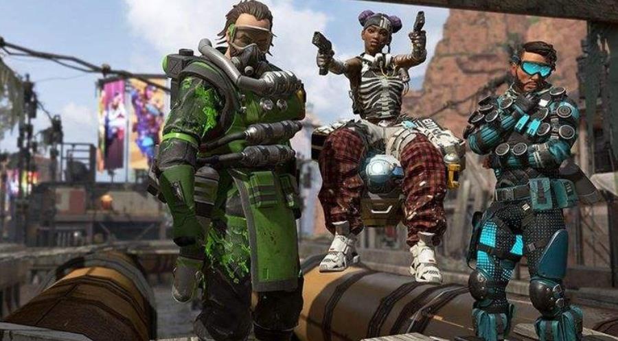 《Apex英雄》国服再次官宣,EA老板:已与中国公司开展合作_游戏