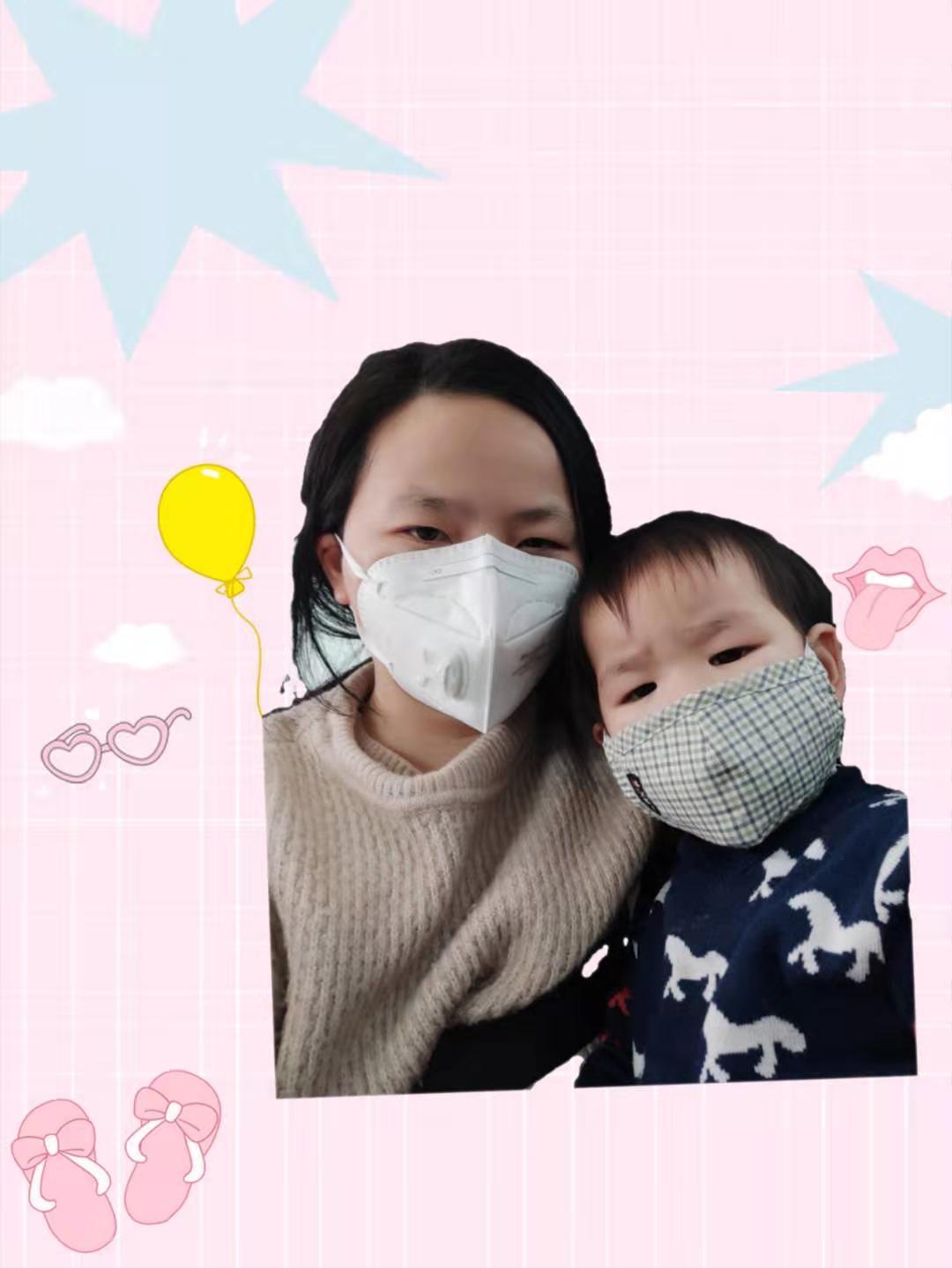 在特殊时期如何让孩子乖乖配合带口罩?
